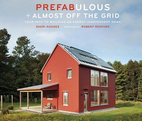 The 1 new book on prefab homes that are ultra energy for Ultra modern modular homes