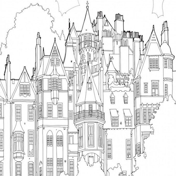 Author And Illustrator Steve McDonald On His Inspirations To Create The New Coloring Book