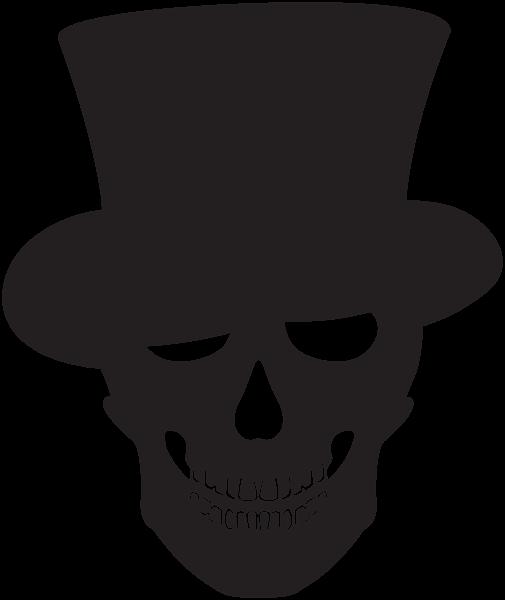 Halloween Skull Silhouette Png Clip Art Skull Silhouette Clip Art Silhouette Png