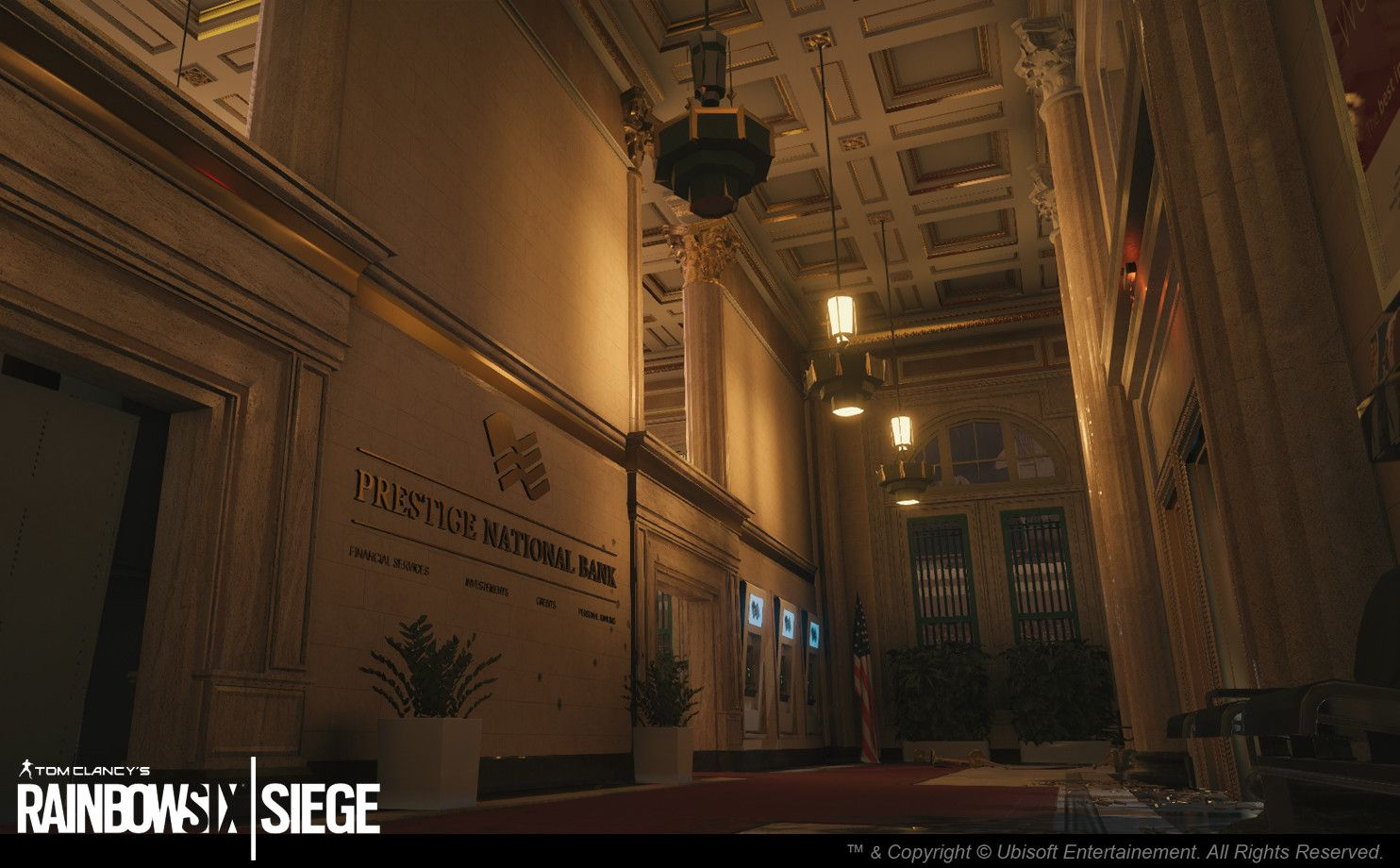 ArtStation   Rainbow Six Siege  Some shots of maps I ve contributed     ArtStation   Rainbow Six Siege  Some shots of maps I ve contributed  Ramil  Laudico