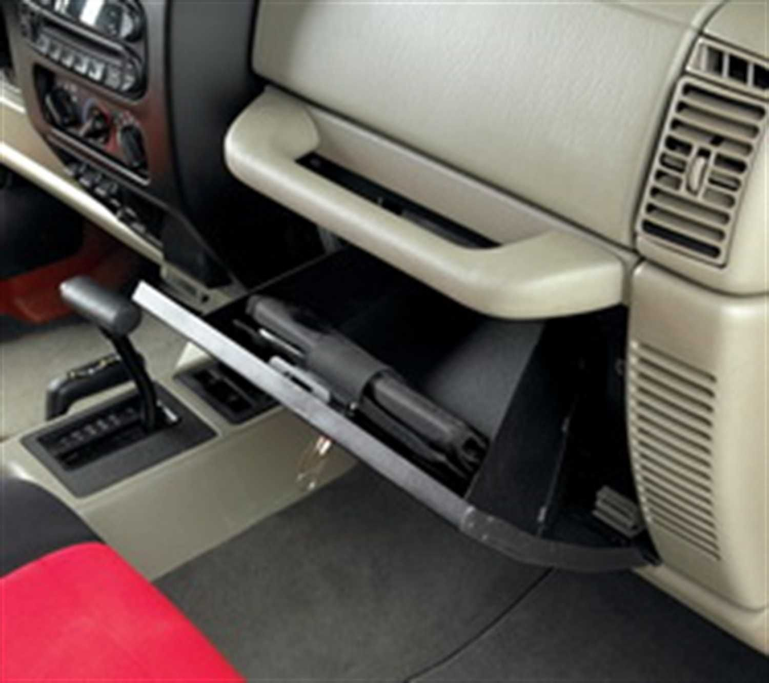 Off Road Organizer Custom Designed To Fit All Jeep Glove Boxes