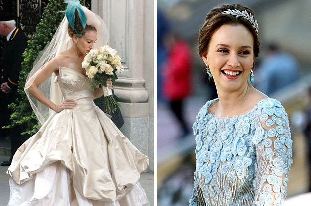 Plan Your Dream Wedding And We'll Tell You Which Fictional