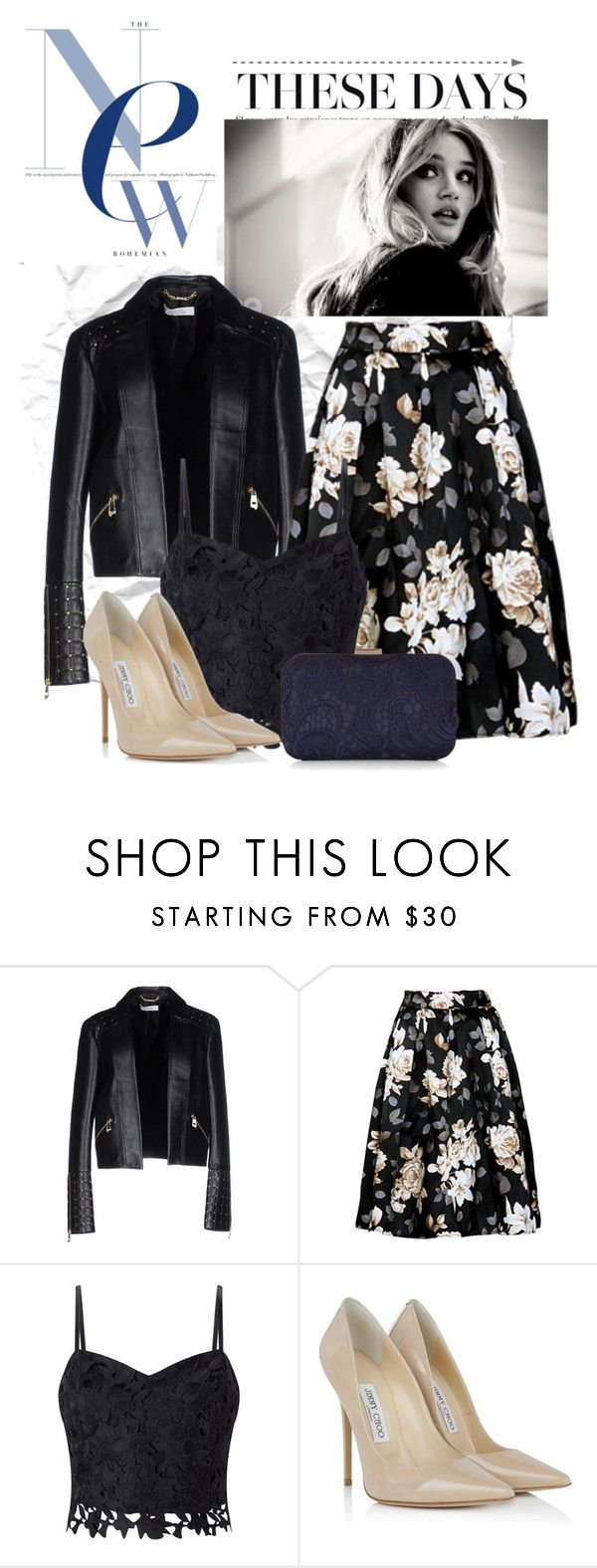 """Bralets"" by fran83 on Polyvore featuring moda, Versace, Lipsy, Jimmy Choo e Accessorize"