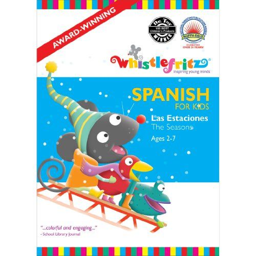 Spanish for Kids: Las Estaciones - The Seasons Whistlefritz
