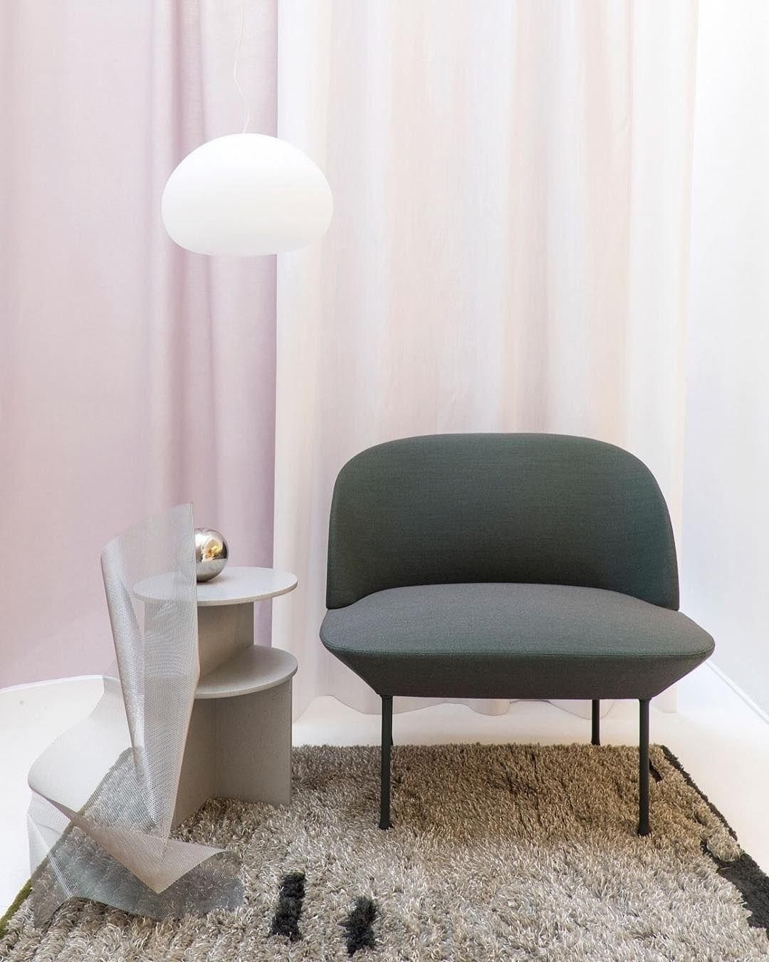 Utmerket Oslo Lounge Chair, from Norwegian designer Anderssen & Voll for DQ-46
