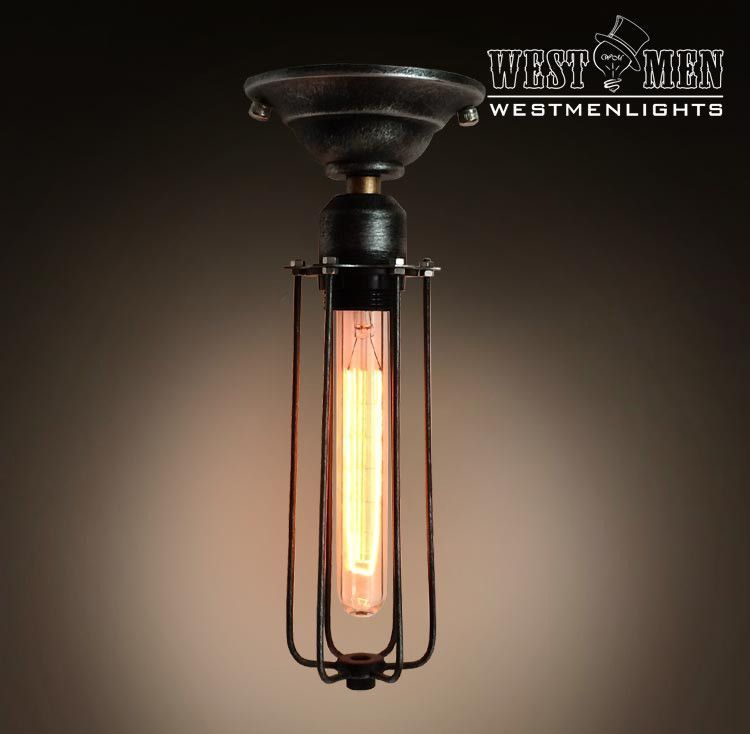 Westmenlights Office Christmas Cage Ceiling Lights Decoration BoHo