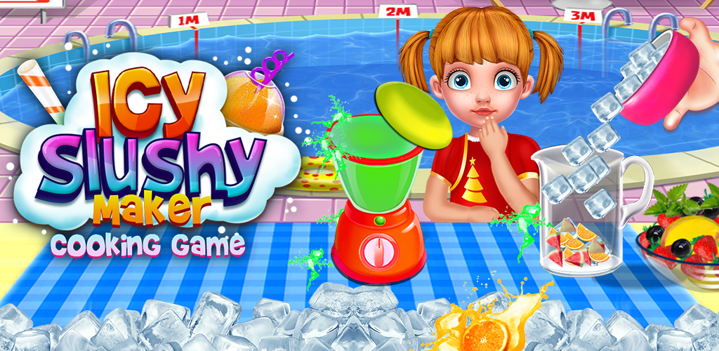 Lets choose your favorite fruits flavors toppings from a lot icy slushy maker cooking game apps on google play solutioingenieria Image collections