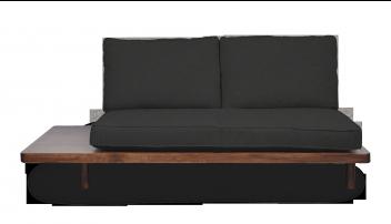 Sofá Plank Quantum Graphite
