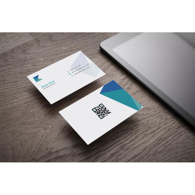 طباعة بطاقة عمل جاهزة Business Cards Business Card Template Cards