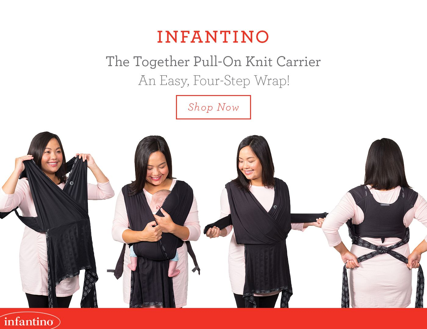 6a0eb7f886c This carrier is a must-have! The Together Pull-On Knit Carrier has ...