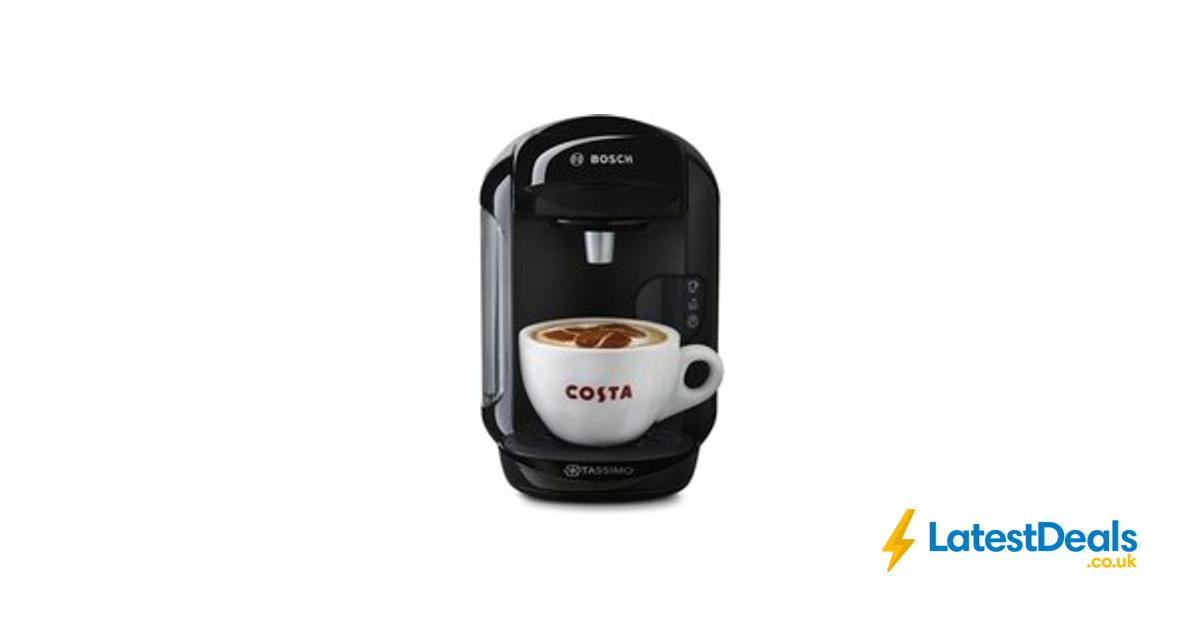 Bosch Tassimo Vivy Coffee Machine Black Free Cc 35 At