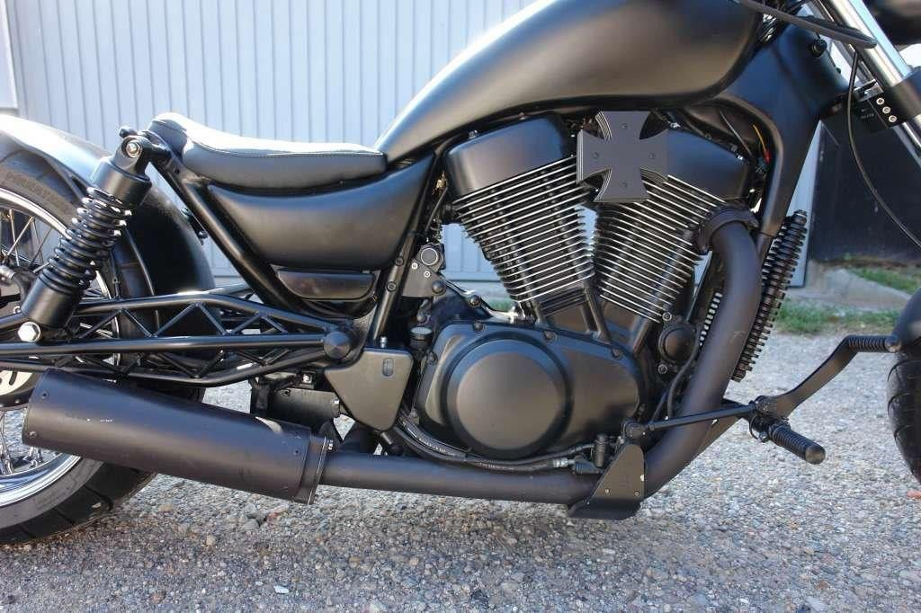 suzuki intruder vs 1400 custom bike chopper ebay. Black Bedroom Furniture Sets. Home Design Ideas