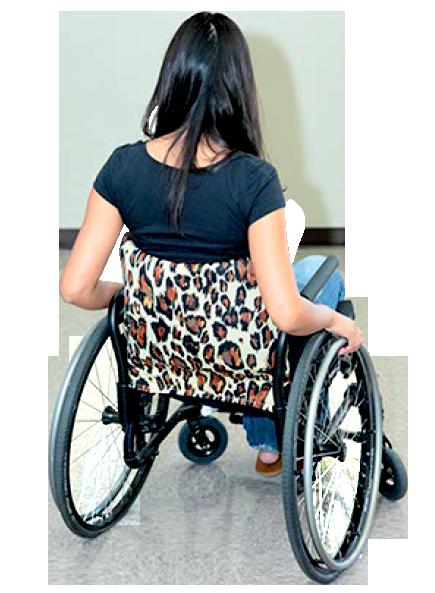 Wheelie Backs Wheelchair Solutions Wheelchair Stylish Fashion