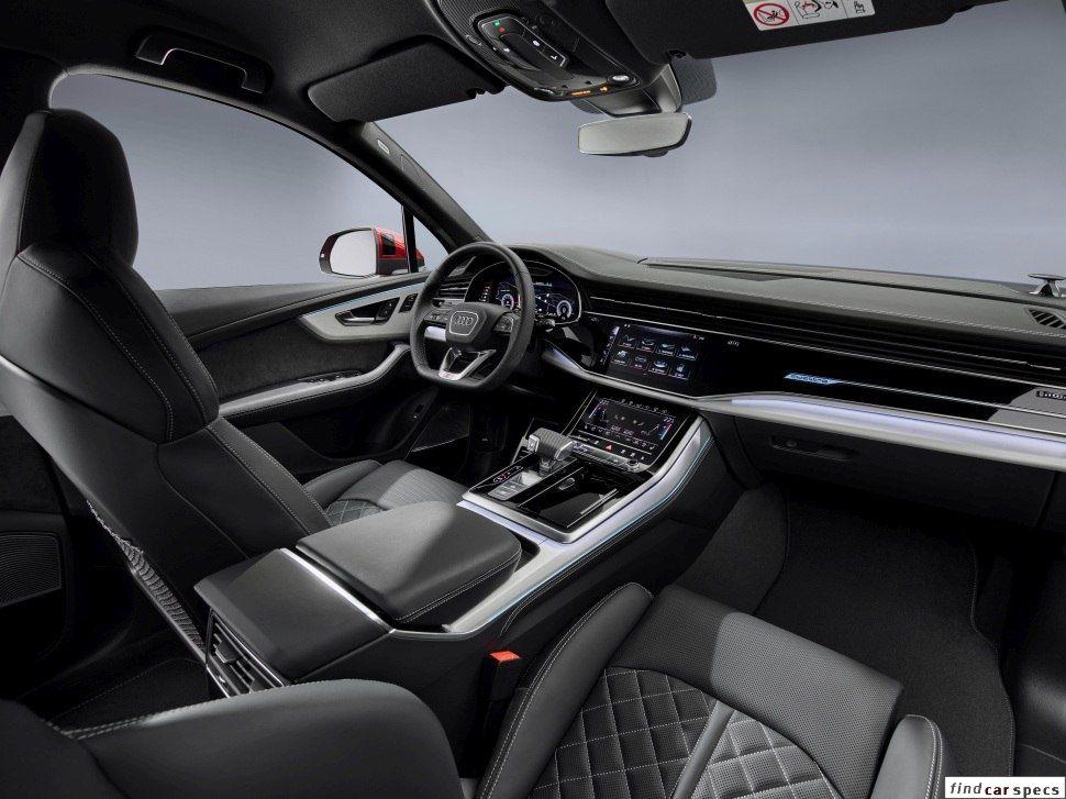 Engine 2020 Audi Q7 Audi Q7 Audi New Audi Q7