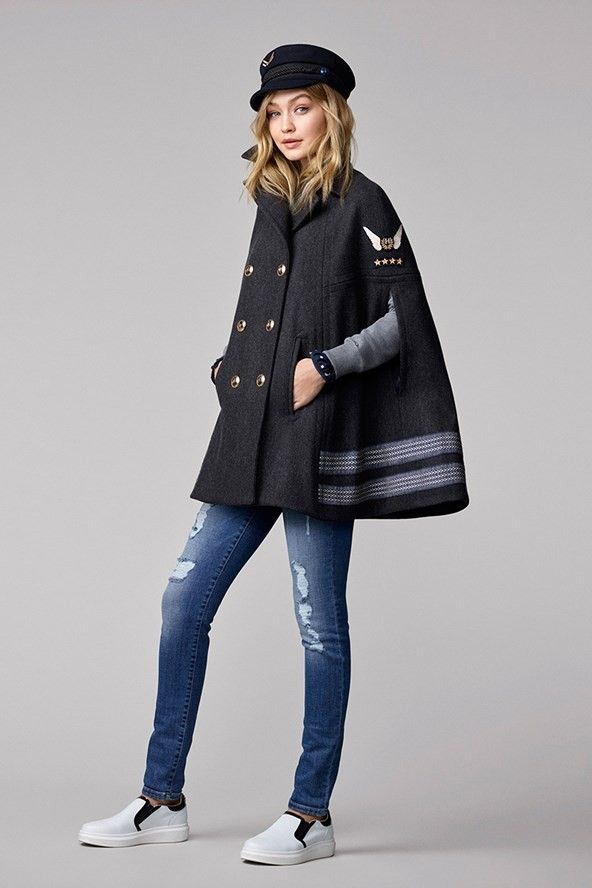 44e2e0253238 First Look  The Gigi Hadid x Tommy Hilfiger Collaboration Is So Good via…