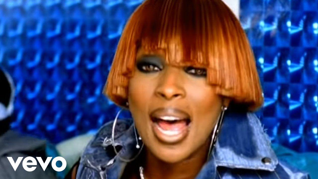 Mary J  Blige - Family Affair (Official Music Video