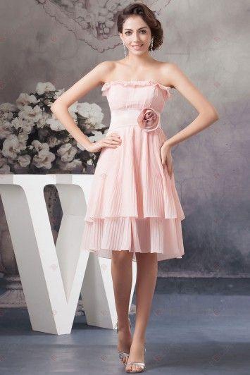 sweet pink dress
