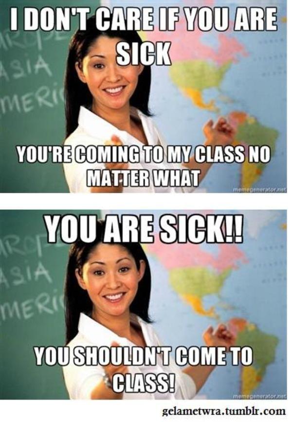 Unhelpful School Teacher School Humor Pinterest Middle School