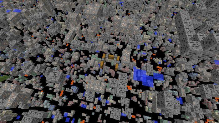 X Ray Mod For Minecraft 1 10 2 1 10 1 9 4 Minecraftsix Minecraft Mods Minecraft 1 Minecraft