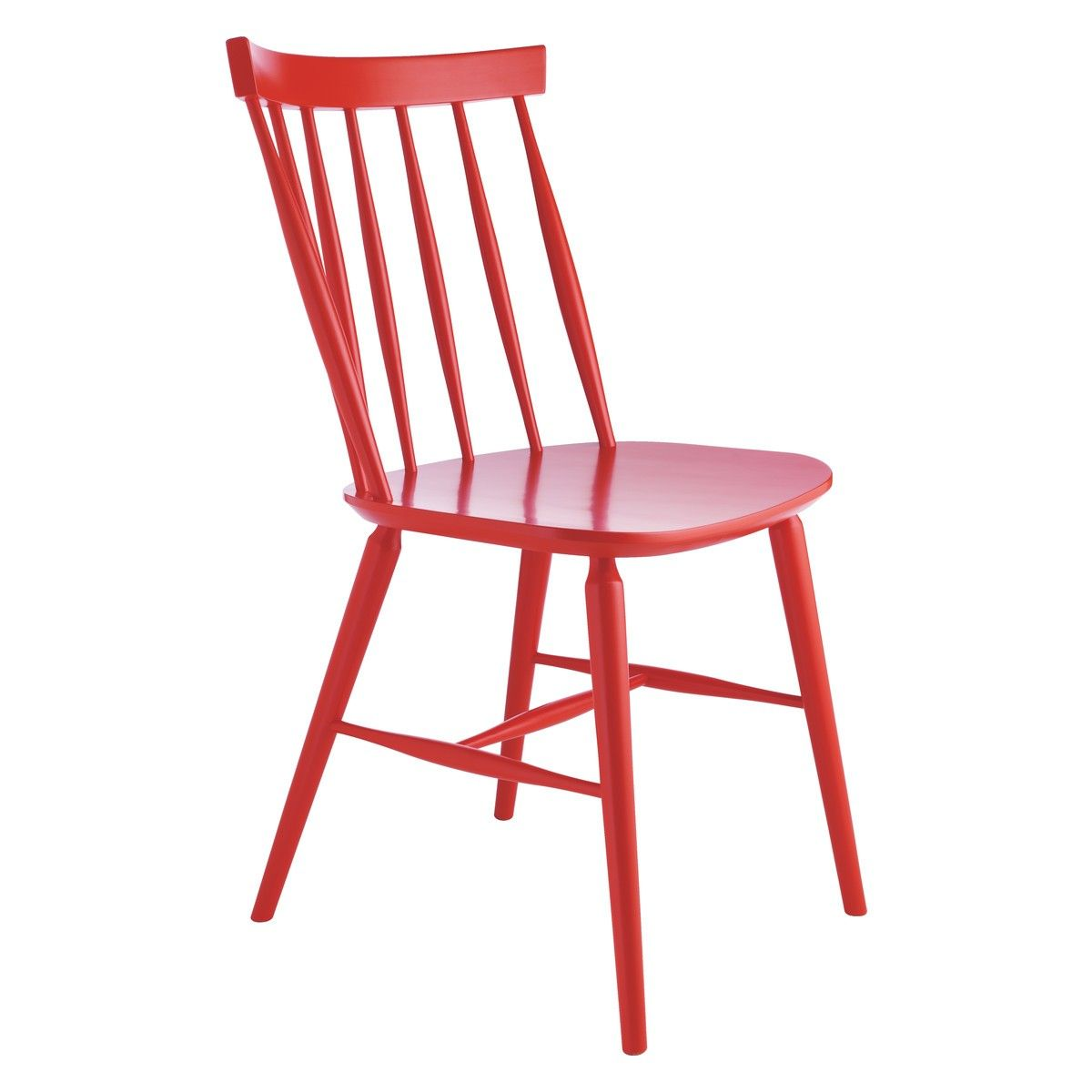 TALIA Red Dining Chair