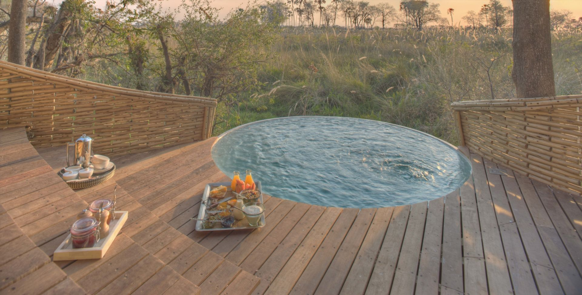 Sandibe Okavango Safari - Photographer: andBeyond.c
