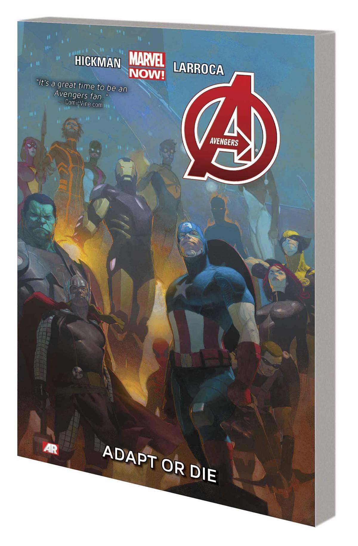 Avengers Tp v5.