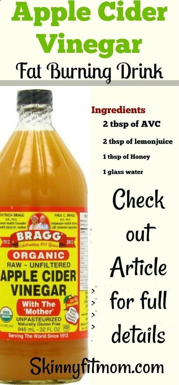 Drink apple cider vinegar effects [scientifically Proven