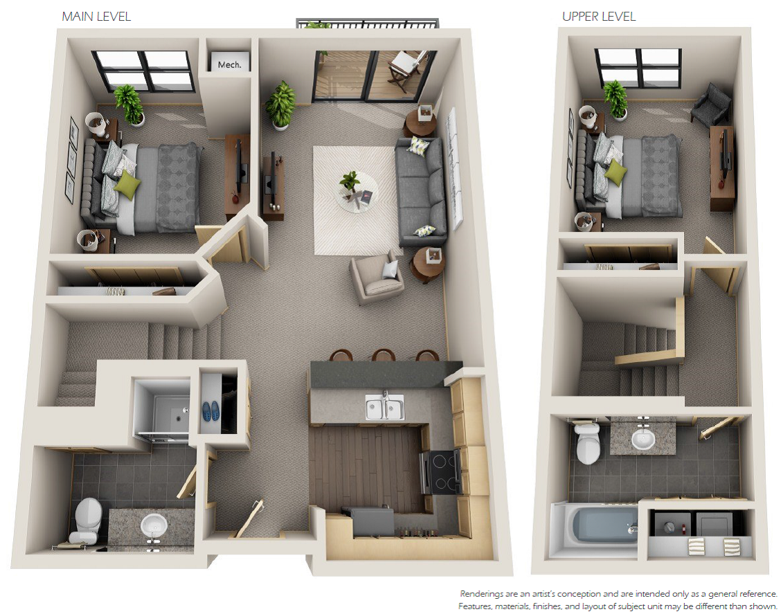 1 Bedroom Den 2 Bathrooms Starting At 1 800 1 142 Sq Ft Sims House Plans Sims House House Plans