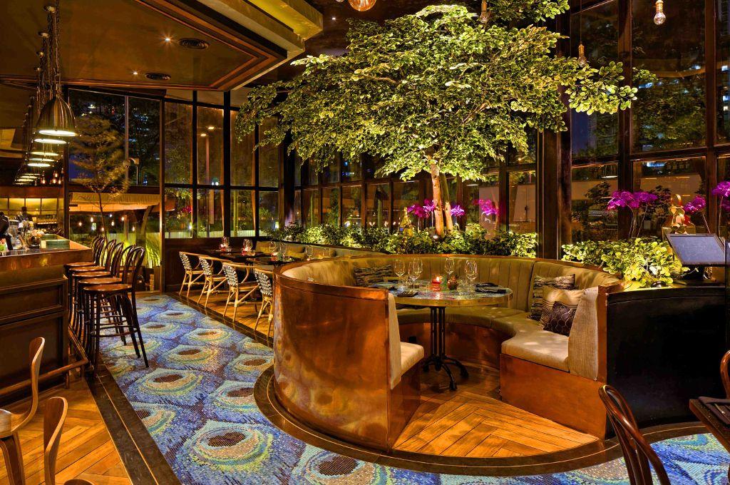 Elegant Bottega Ristorante (Indonesia) Einstein U0026 Associates   Restaurant U0026 Bar  Design