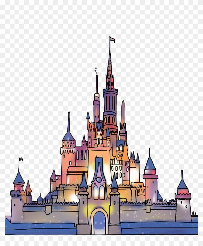 Https Www Pngfind Com Pngs M 50 509453 Disney Castle Logo Transparent Transparent Disney Castle Hd Png Castle Logo