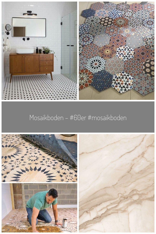 Mosaikboden 60er Mosaikboden Mosaikboden 60er Mosaikboden The Post Mosaikboden 60er Painting Linoleum Floors Linoleum Flooring Kitchen Decor Modern