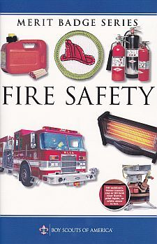 Fire Safety Merit Badge Pamphlet | jonesville academy | Pinterest ...
