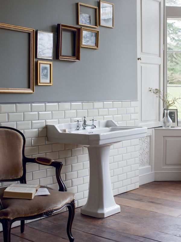 Edwardian Bathroom Ideas
