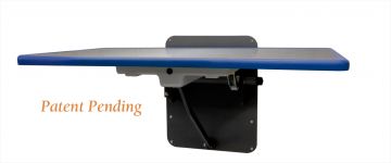Blue-Line Fold-Up Wall Mount Table