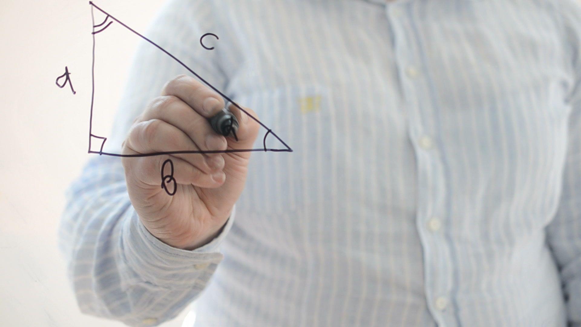 Pythagorean Theorem Properties Of A Rectangular Triangle