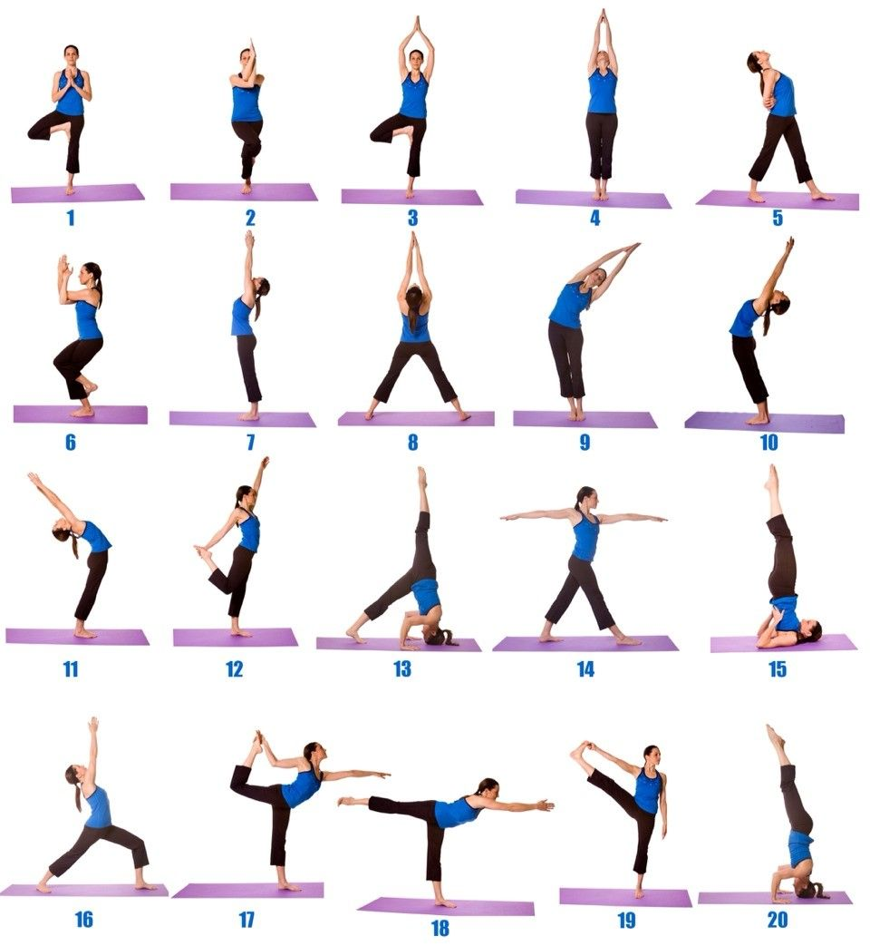 Basic yoga for beginners weight loss photo 3