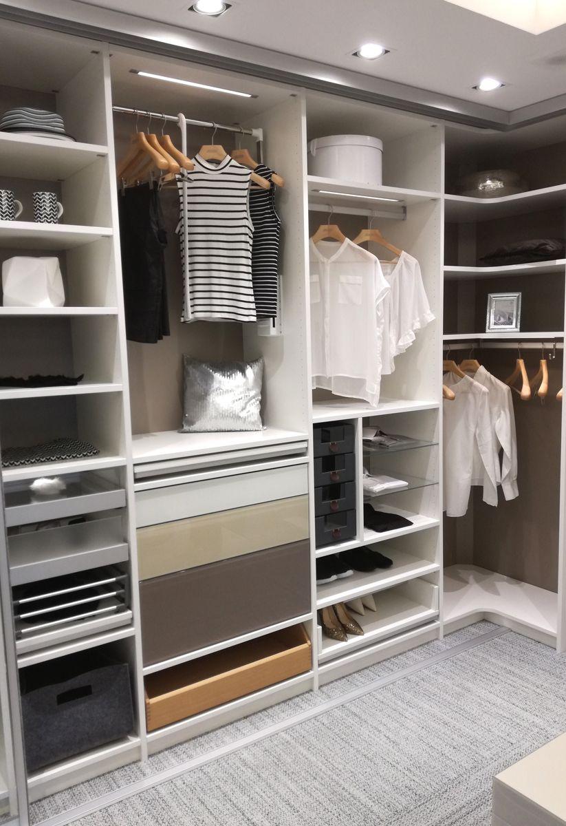 Faszinierend Kleiderschrank Begehbar Beste Wahl Begehbarer Von   Begehbare Kleiderschränke   Inspiration