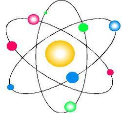 Estructura Atomica Modelo Atómico De Rutherford Fondos De Pantalla De Invierno Modelos Atomicos