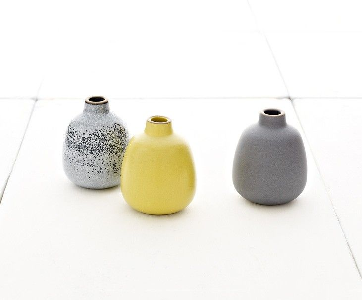 Bud Vase Set by heath ceramics
