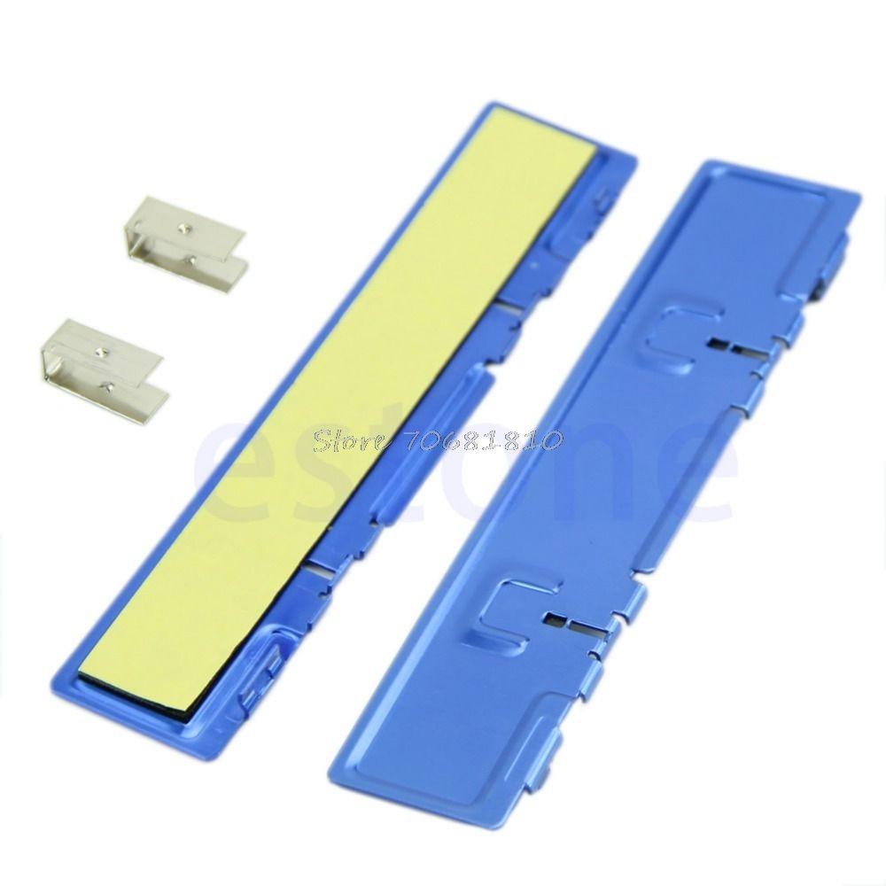 PC DDR2//DDR3//DDR4 RAM Water Cooling Block Heat Spreader Cooler Cooling Heatsink