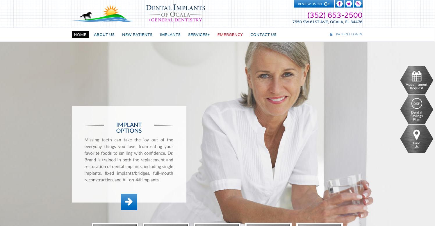 sesamewebdesign psds dental implant implants