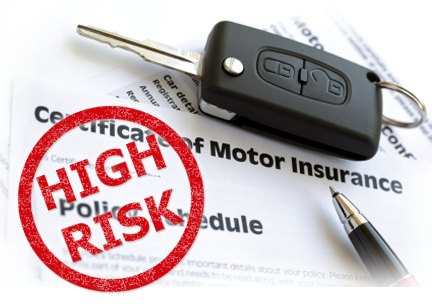 High Risk Car Insurance >> Car Insurance Companies For High Risk Drivers How To Get A