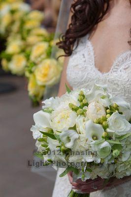 Christina's bouquet