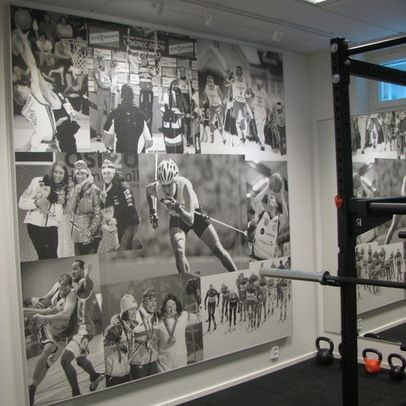 Wall Mirrors For Workout Room