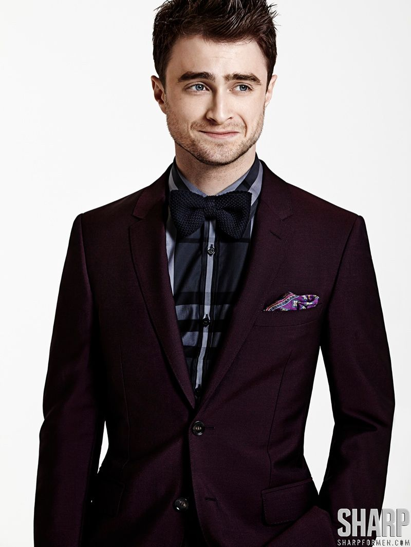 Picture about daniel jacob radcliffe all about man and male - Daniel Radcliffe Dons Dapper Styles For Sharp