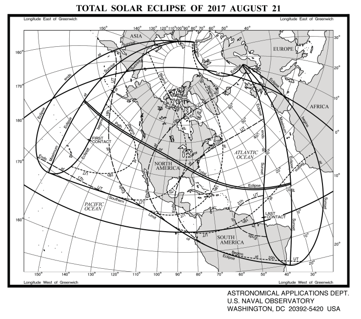 2017 august 21 total solar eclipse