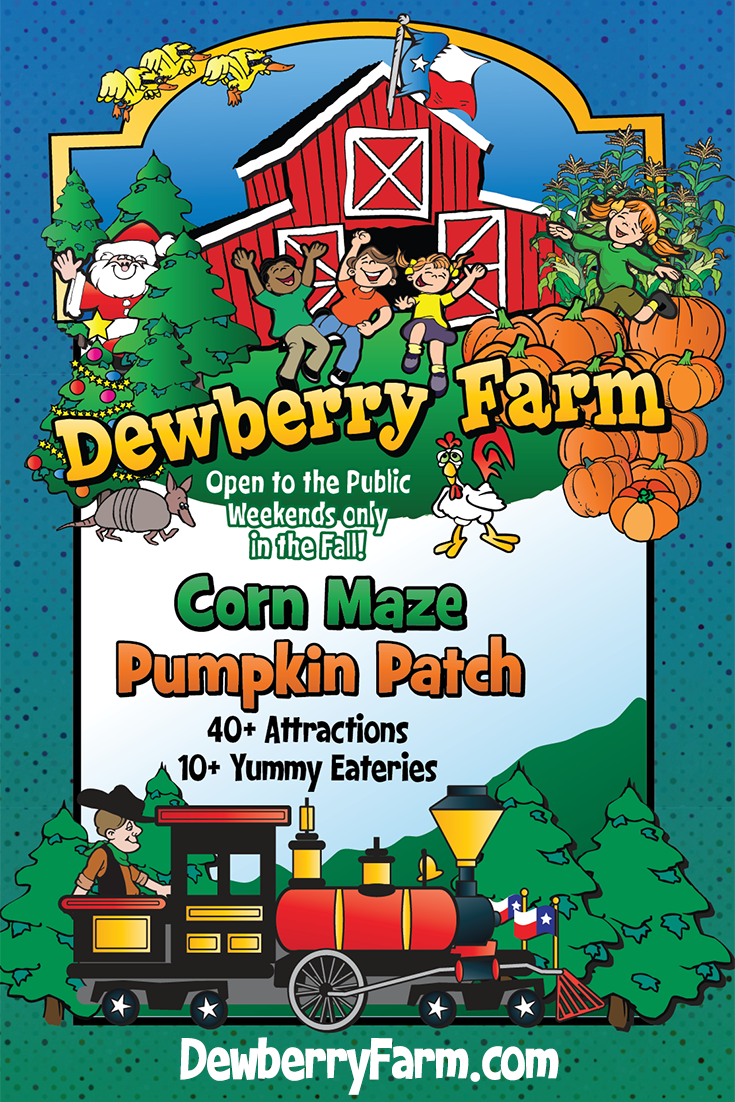 Dewberry Farm 8-acres of Corn Maze to explore – 8-acres of ...