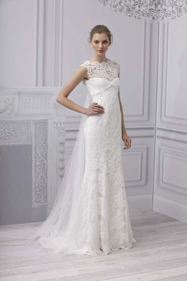 Lace Wedding Dresses 2013