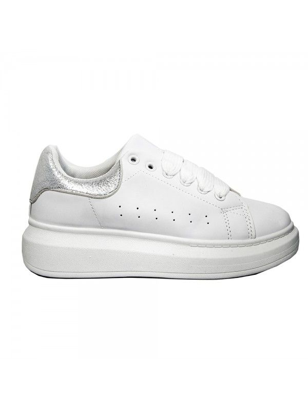 air force 1 donna suola alta