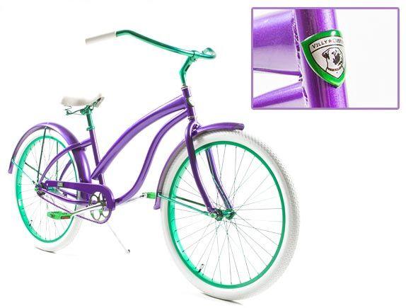 Women S 2014 Bikes Villy Customs Bike Bike Ride My Ride